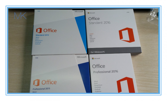 OEM Microsoft Office Professional Plus 2016 Key , Windows Office Pro 2016 USB Flash Englsih