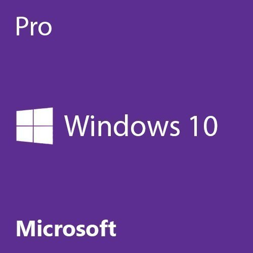 Sealed Microsoft Windows 10 Pro Professional OEM COA 64 Bit DVD Pack in Spanish