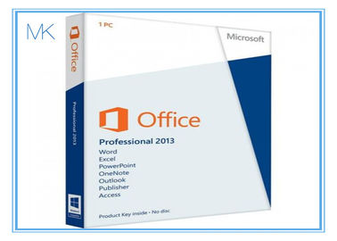 चीन Microsoft Professional Office 2013 Product Key EU / UK 32/64 Bit Microsoft Office Home And Business 2013 आपूर्तिकर्ता