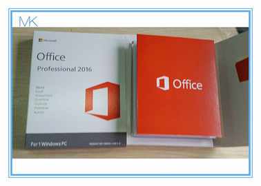 चीन Genuine Microsoft Office Professional 2016 Product Key 32 Bit / 64 Bit USB Flash Driver COA आपूर्तिकर्ता