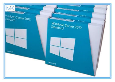 चीन Win Server 2012 Standard X 64 Bit / 5 CALS , Windows Server 2012 Datacenter Activation Online आपूर्तिकर्ता