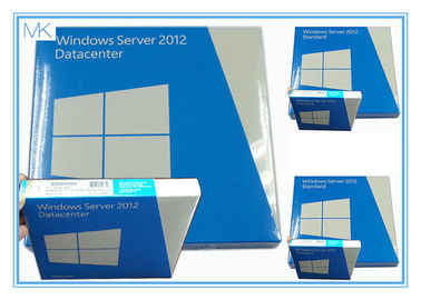 चीन Windows Server 2012 Versions Retail Box 64Bit  5 CALS English Original Factory Sealed आपूर्तिकर्ता