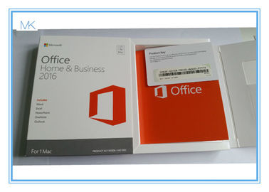 चीन Microsoft Office 2016 Product Key Full Version For 1 Mac Key Card New Sealed Retail आपूर्तिकर्ता