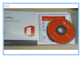 चीन Microsoft Office Professional 2016 Product Key DVD retail pack Windows Operating System आपूर्तिकर्ता
