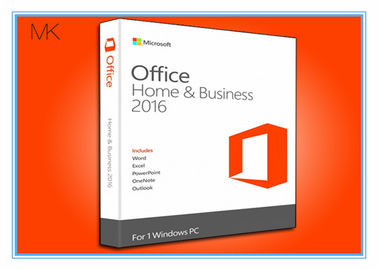 चीन BRAND NEW IN BOX Microsoft Office Professional 2016 Product Key Home & Business / Pro Plus English आपूर्तिकर्ता