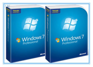 चीन Microsoft Windows Software Windows 7 Pro 64 Bit Full Retail Version DVD Sofware With COA 100% Activation आपूर्तिकर्ता