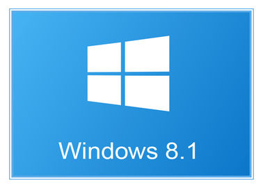 चीन Microsoft Windows 8.1 Product Key For Desktop / Laptop Online Activation आपूर्तिकर्ता