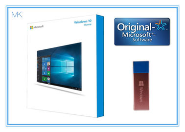 चीन 64 Bit DVD OEM License Microsoft Windows 10 Operating System  / home Software French activation online आपूर्तिकर्ता