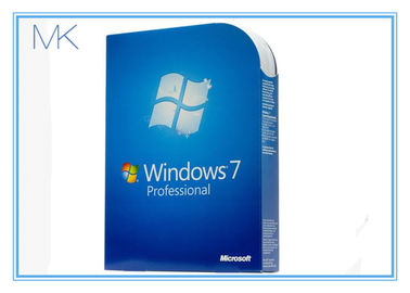 32/64 Genuine Win 7 Professional Product Key License In Good Condition